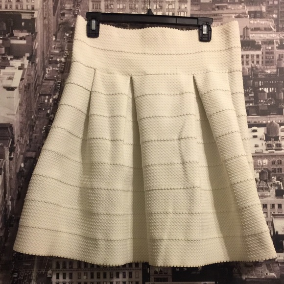 6374705a0 H&M Skirts | Hm Fit And Flare Retro Highwaisted Skirt Size L | Poshmark